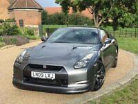 Nissan GT-R 3.8 V6 R35 Premium Edition *FSH, HPI Clear, VGC, Good Runner Sports GTR