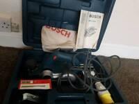 Bosch, GHO 26-82, 110 v planer , like brand new