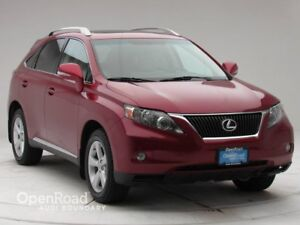 2011 Lexus RX 350 AWD 4dr NO ACCIDENTS