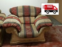 Armchairs X3 (delivered free)