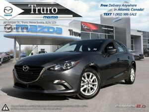 2015 Mazda Mazda3 $54/WK TX IN! GS HATCH! LOW KM'S! MANUAL! 1 OW