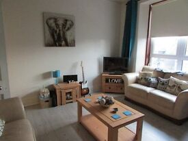Excellent one bedroom city centre / West end flat . £495