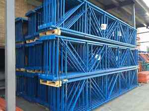 """USED RACKING END FRAME 42"""" X 240"""""""