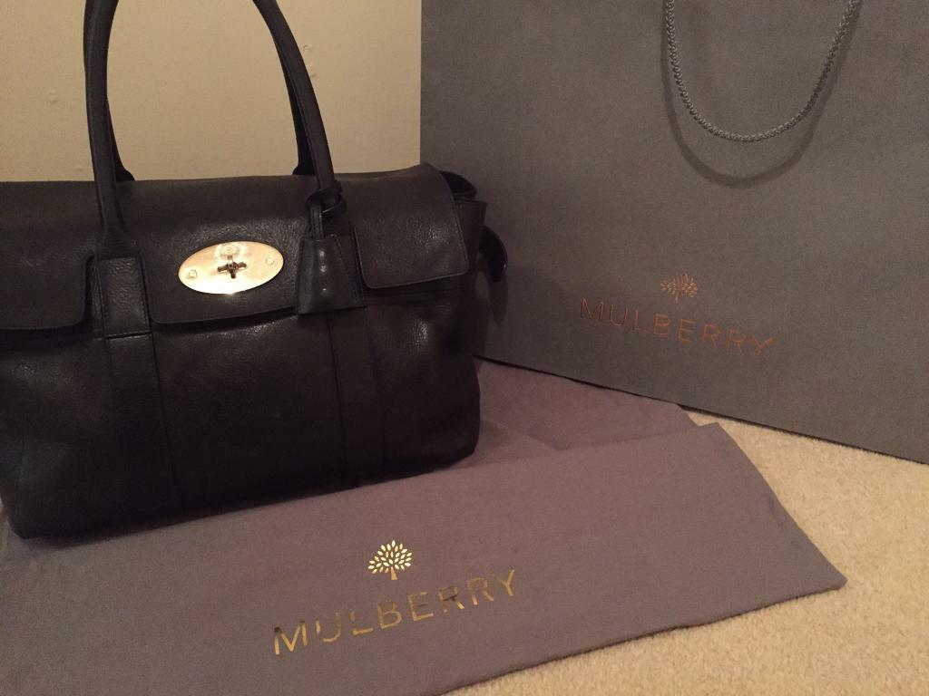 ... closeout beautiful mulberry bayswater buckle bag 100 genuine 506e5  aa095 ... 500567fac404c