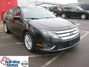 2012 Ford Fusion SEL | Winter Tires!