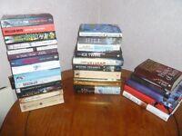 Collection of Books - 28 - Jeffrey Archer, John Grisham, James Patterson +