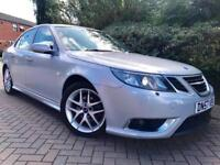 SAAB 9-3 2.0T AERO #NEW SHAPE FACELIFT MODEL #FULL AERO BODYKIT#AERO ALLOYS #SERVICE HISTORY