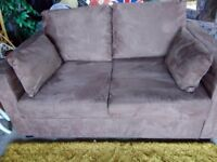 double metal action sofa bed