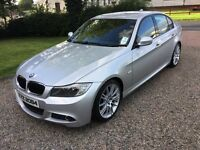 BMW 320d MSport 2009 ++ Low Mileage ++ FSH ++ 40+ MPG