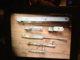 Five Bar Gate Ironmongery