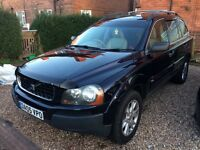 2005 Volvo XC90. 7 seater diesel. Automatic. Notx5. Ml. 4x4