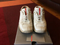 Ladies Designer Prada Trainers Size 5