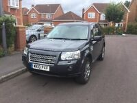 Land Rover Freelander TD 4 HSE privately owned car in very good condition