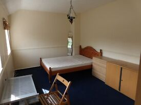 Very Large Double Room # Big House # Huge Living Room