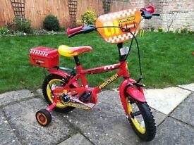 Children's bike suit 3-5 year old