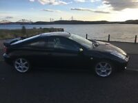 Stunning black 03 Toyota Celica vvti coupe. Full leather. 17inch alloys. Induction. Coilovers £995
