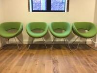 Boss Design Chairs for sale RRP £259 per chair. 4 Available.