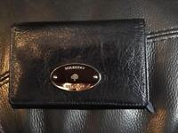 New mulberry French purse