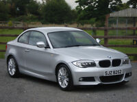 2011 BMW 118d M SPORT COUPE **EXCELLENT THROUGHOUT**