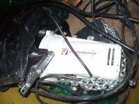 electric mini hoist/winch