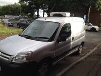 Refridgerated van for sale or swap £1750