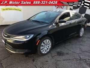 2015 Chrysler 200 LX, Automatic, Steering Controls,