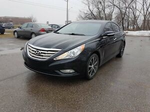 2011 Hyundai Sonata Limited GPS LEATHER & SUNROOF