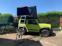 4x4 roof tent camper Suzuki Jimny 1.5 SZ5 ALLGRIP 3dr