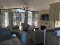 Static caravan for sale in the Yorkshire Dales near Skipton, Grassington, Hawes, Leeds, Harrogate