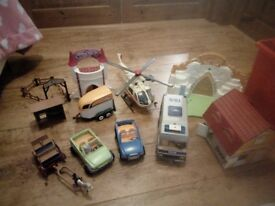 Huge collection of playmobil in excellent condition