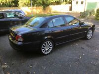 Jaguar X Type V6 Sport All Wheel Drive £1195