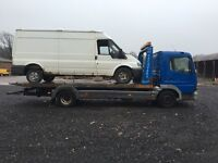 **deposit received**Mercedes Benz atego tilt slide recovery truck Lorry