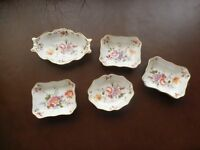 crown derby posi dishes Chaddesden derby Christmas