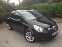 2007 VAUXHALL CORSA 1.4 SXI, 2 KEYS, LOVELY CONDITION, JUST SERVICED, EXCELLENT HISTORY, NOT FIESTA