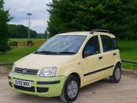 FIAT PANDA DYNAMIC ☆☆☆ONLY 18000 MILES☆☆☆ 2008 5DOOR 11 SERVICES HPI CLEAR EXCELLENT CONDITION