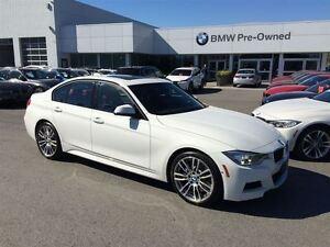 2013 BMW 335i xDrive Sedan Sport Line