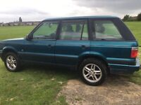 1999 T LANDROVER RANGEROVER 2.5 TD DSE NEW HEAD PLUS THERMOSTAT WITH RECEIPT FULL MOT TIDY PX SWAPS