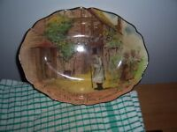 Royal Doulton-Gaffers Collection. Oval dishes