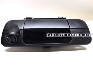 2007-2013 Toyota Tundra Tailgate Handle Rear view/Back Up Camera with Night Visi