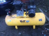 Electric Air Compressor 150L TANK