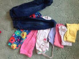 0202a9cc1db0 Bundle of Girls tops (Age 4) - 4 sleeveless summer dresses
