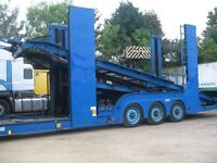 Transport Engineering +12 Drawbar Trailer, Good Working Order. FIVE available.
