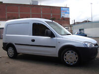 Vauxhall combo 1.3cdti van TWO OWNERS 1 YEAR MOT! LOW MILLAGE!!!