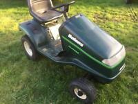 Bolens v twin Briggs Stratton ride on tractor mower