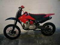 Pittbike wpb stomp 160 twin