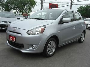 2014 Mitsubishi Mirage SE *VERY CLEAN!!!!*