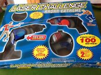 Laser Challenge 1990's Tag Game