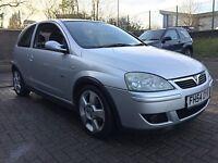2005 Vauxhall Corsa 1.4 SRI + 12 Months MOT + TOP SPEC