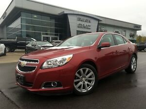 2013 Chevrolet Malibu 2LT Sunroof|Leather|Heated Seats|Cruise|AC