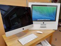 Apple iMac Slim Model Warranty September 2017 Great condition Quad-Core i5 2.7 Ghz